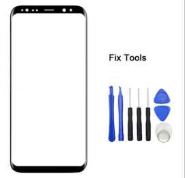 Replacement front glass for Samsung s8 g950 s8 plus g955