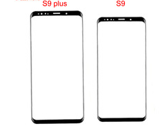 Replacement Touch screen front glass for Samsung galaxy s9 s9 plus