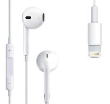 Headset earphone with Lighting connector for iPhone 7 7 plus 8 8 plus