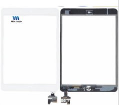 Replacement Touch screen digitizer with adhesive and tools For iPad Mini 1 2 A1432 A1454 A1455 A1489 A1490