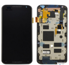 Replacement LCD Display Digitizer Assembly with frame For Moto X2 Xt1092 Xt1095 Xt1097