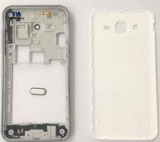 Replacement back cover and middle frame housing for Samsung galaxy J5 2015 J500