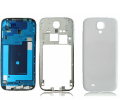 Replacement Full housing Front Housing with middle frame and back cover for Samsung galaxy S4 i9500 i9505 i337