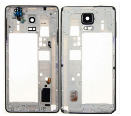 Replacement Middle frame housing for Samsung galaxy note 4 n910f