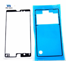 Front and Back Adhesive Sticker Tape For Sony Xperia Z1 z2 Z3 z1 Mini z3 mini Z4 Z5 z5 mini X XA XZ