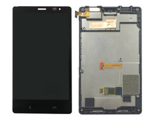Replacement lcd assembly with frame for Nokia X2 Dual Sim X2DS RM-1013