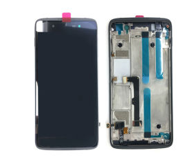 Replacement lcd assembly with frame for Blackberry Dtek50