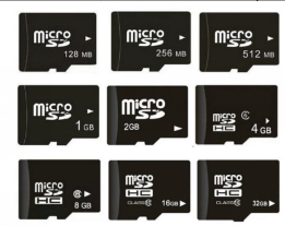 Memory Cards Micro SD Card 8GB 16GB 32GB 64GB 128GB class 10 Micro sd TF  Flash with  Adapter