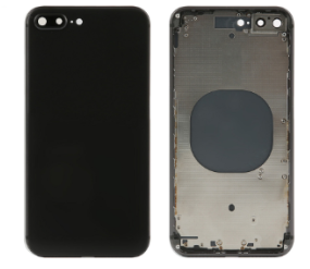 Replacement back cover housing for iPhone 8 plus